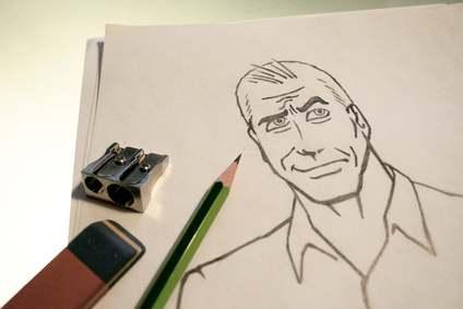 Comic zeichnen © majo - Fotolia.com